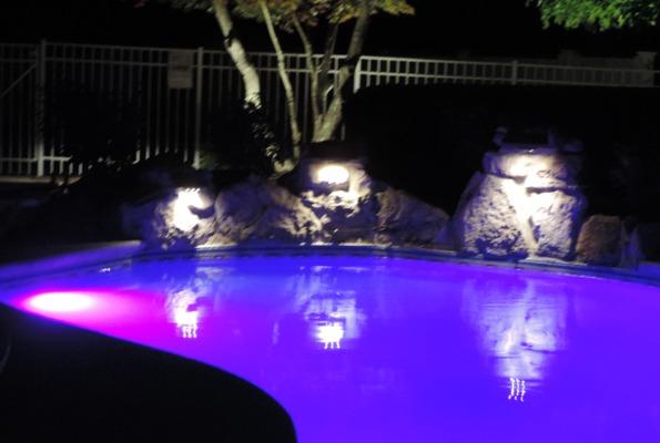 Pool Lighting Freehold