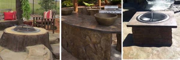 ocean county fire pits