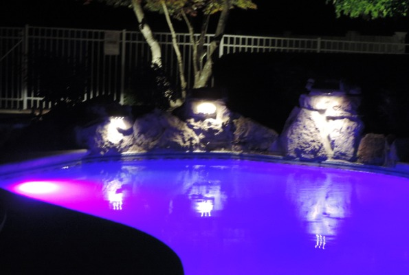 Pool Lighting Freehold